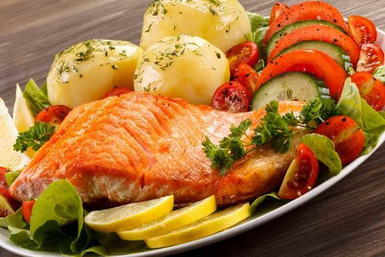 30 best foods for burning fat and losing weight healthsomeness salmon ccuart Images