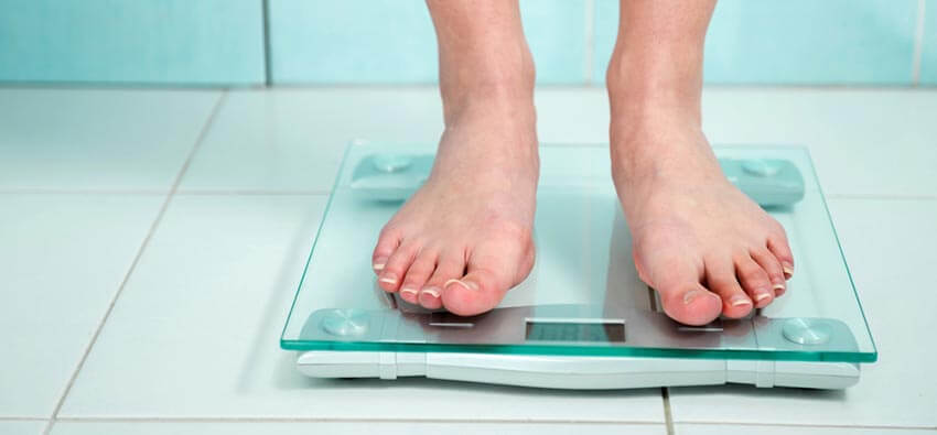 Husband wants to lose weight