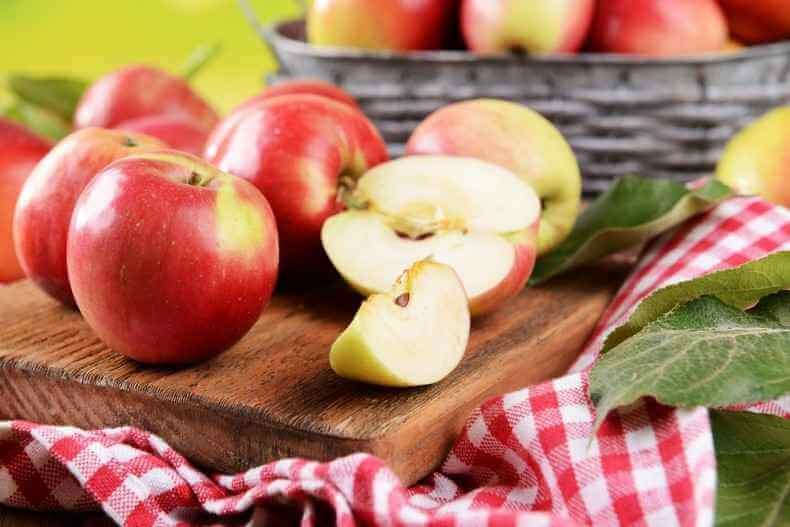 Apples and weight loss