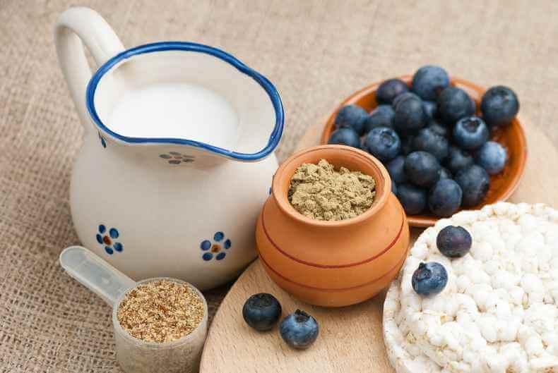 blueberries_milk