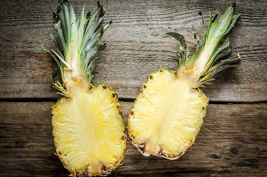 pineapple_bromelain