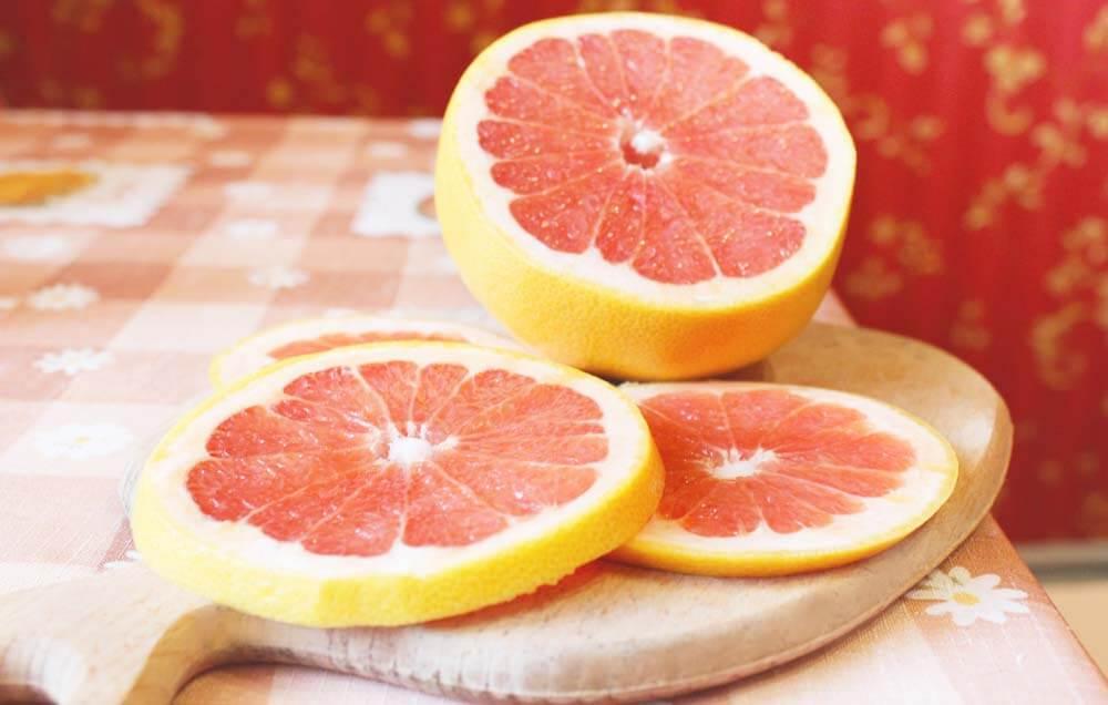 Свойство грейпфрута для похудения