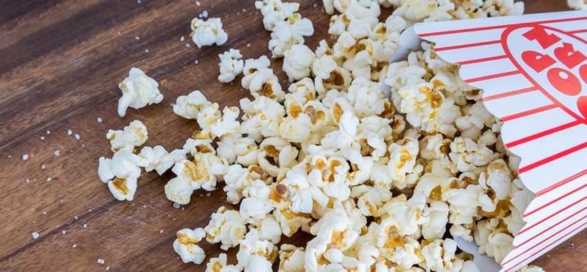 popcorn bad for gluton free diet?