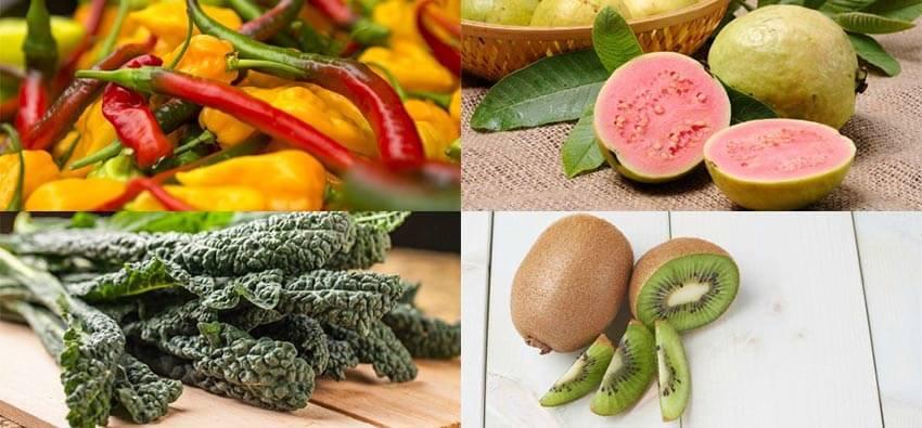 57 Foods High In Vitamin C | Healthsomeness