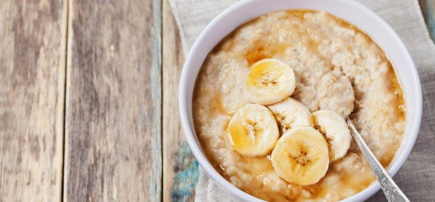 why is oatmeal good for weight loss