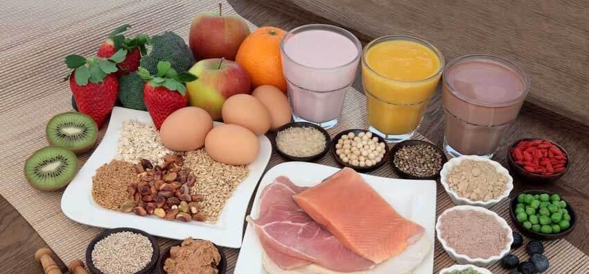 2000 calorie diet day