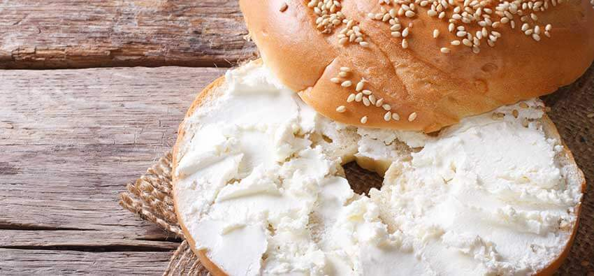 How Many Calories Are There In A Bagel With Cream Cheese June 2020