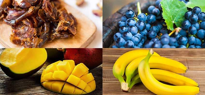 12 fruits high in sugar healthsomeness 12 fruits high in sugar like vegetables workwithnaturefo